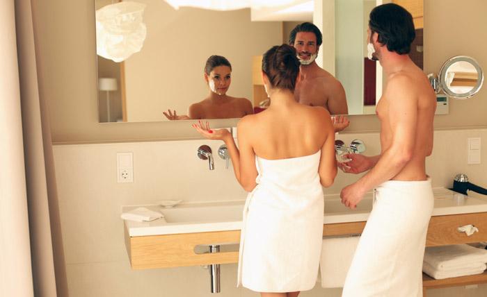 serviette-bain