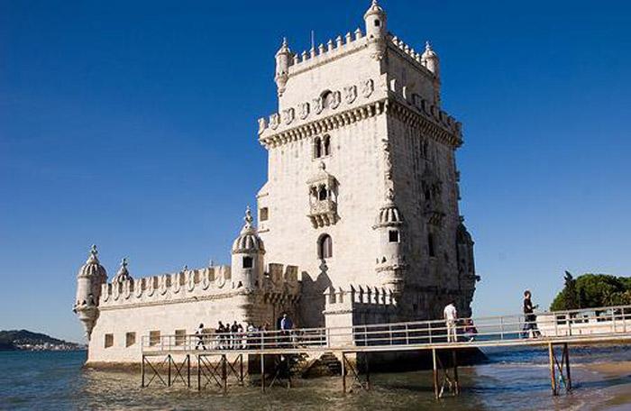 La tour Belèm à Lisbonne