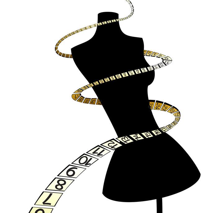robe-silhouette